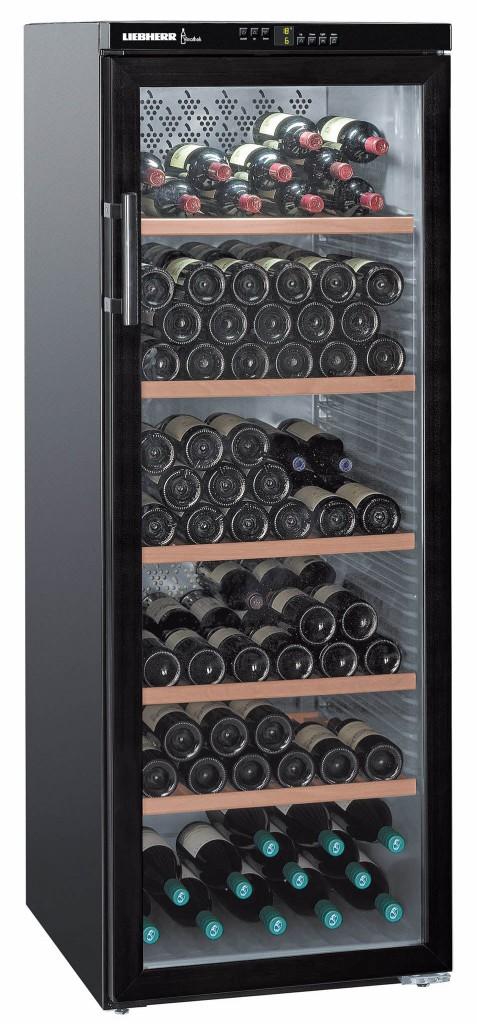 liebherr vinothek | wine cellar