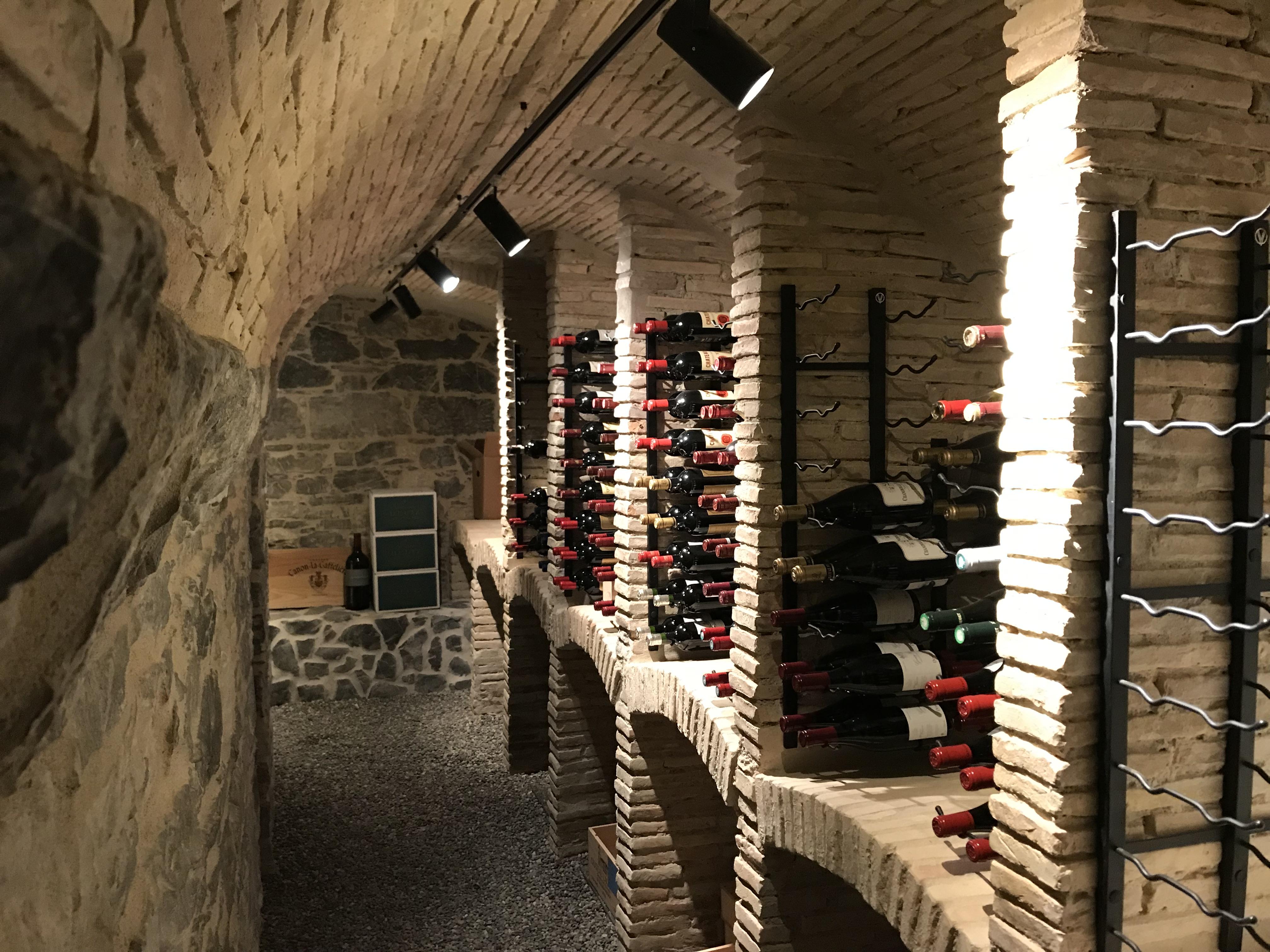 Isoler Une Cave A Vin cave à vin.ch | vino concept : climatiseurs de cave à vin et